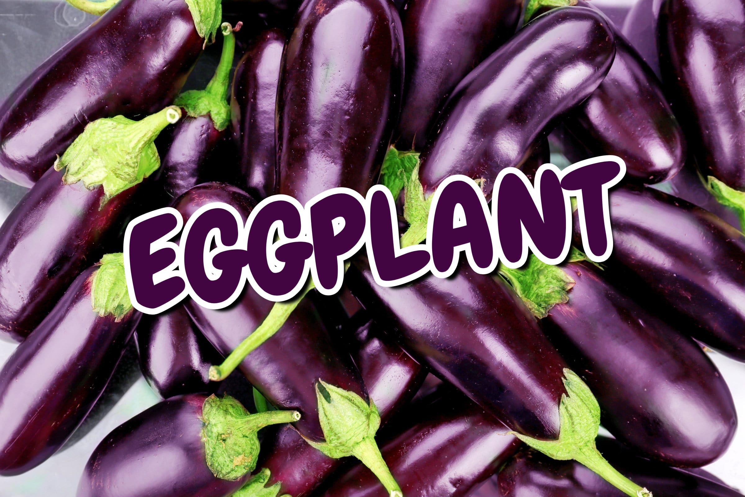 What Is The Eggplant?